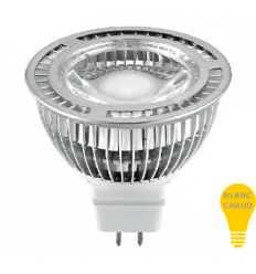 LED-Spot COB MR16 - 5W - warmweiß
