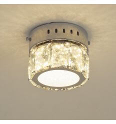 Wandleuchte Kristall LED design - Spotlight